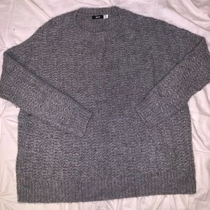 Urban outfitters Grey oversized sweater
